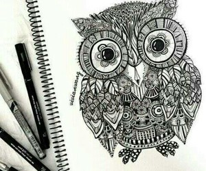 creative, draw, and fabulous image