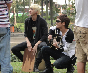 mir, thunder, and mblaq in brazil image
