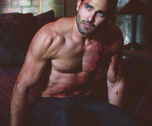 Hot, tyler hoechlin, and werewolf image