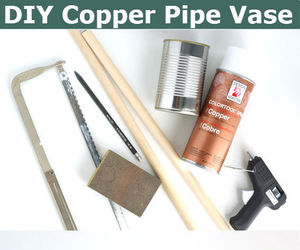 crafts, diy, and pipe image