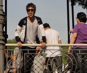 mir and mblaq in brazil image