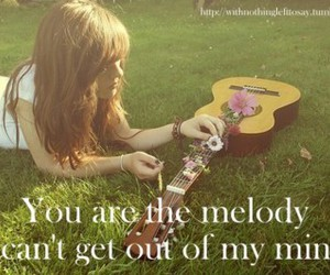 Get, guitar, and melody image