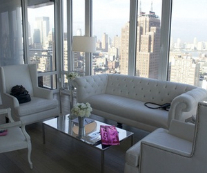 luxury, white, and house image