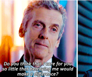 dark water, doctor who, and clara oswald image