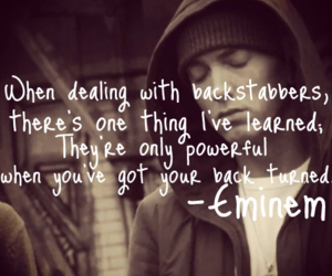 eminem, quote, and music image