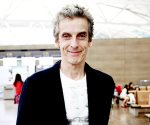 peter capaldi and doctor who image