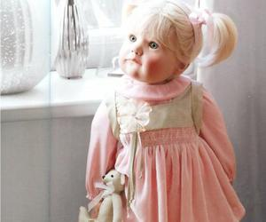 beautiful, doll, and girl image