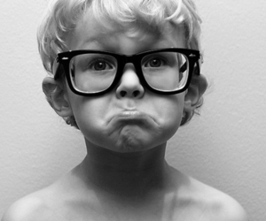 boy, glasses, and kids image