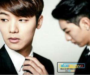 kpop, kang min hyuk, and cnblue image
