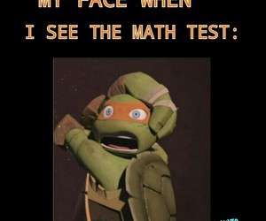funny, math, and mikey image