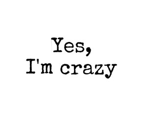 crazy, laugh, and life image
