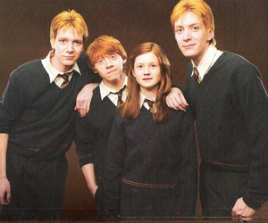 harry potter, ron weasley, and weasley image