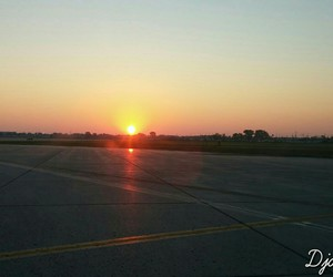 sun sunset sol por do sol image