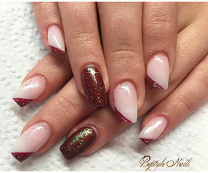 nails, nailsart, and lovenails image