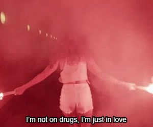 love, drugs, and girl image