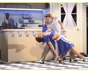 dance, motavator, and I Love Lucy image
