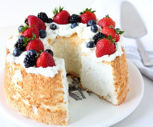 cake, food, and desserts image