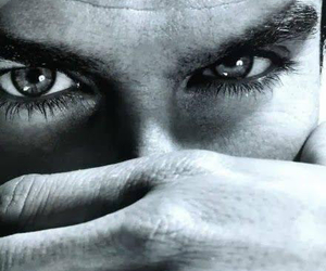 ian somerhalder, eyes, and tvd image