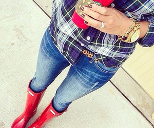 starbucks, outfit, and style image
