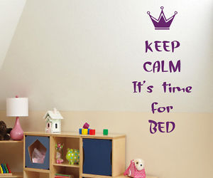 keep calm and wall decals image