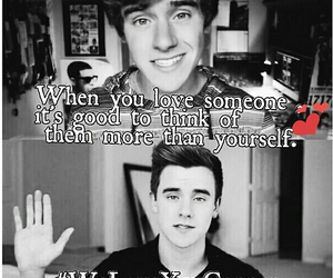bye, forever, and connor franta image