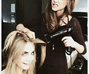 barbara palvin, model, and cara delevingne image