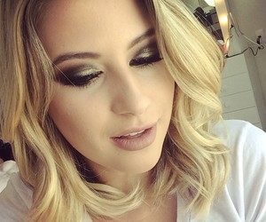 blogger, hair, and blonde image