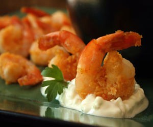 shrimp recipes, seafood appetizer recipes, and shrimp appetizers image