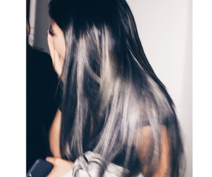 hair, kylie jenner, and long image