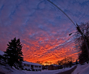 photography, sky, and snow image