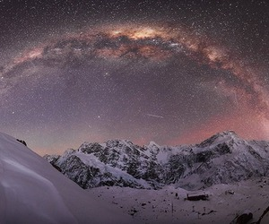 new zealand, photography, and winter image