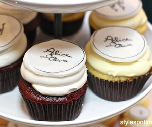 cupcake, cupcakes, and fashion image