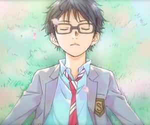 anime, kousei arima, and shigatsu wa kimi no uso image