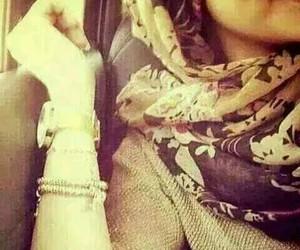 beauty, girls, and حجاب image