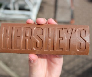 hershey's, chocolate, and food image