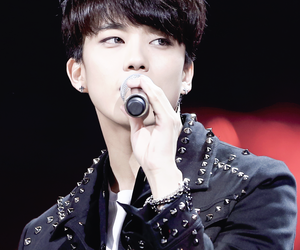 youngjae, bap, and b.a.p image