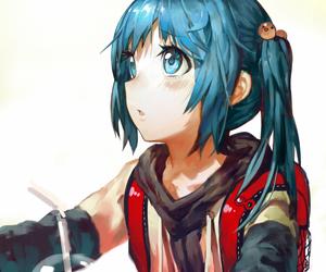 hatsune miku and vocaloid image