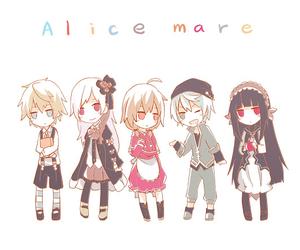alice mare image
