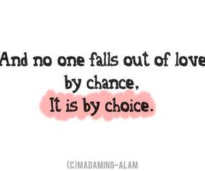 broken, chance, and choice image