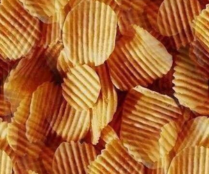 chips, food, and wallpaper image