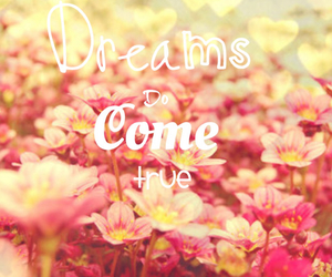 dreams, fancy, and flowers image