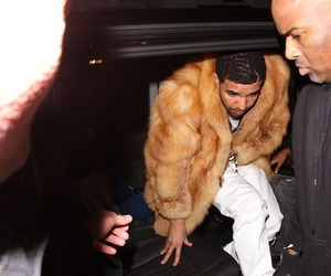 Drake and aubrey drake graham image