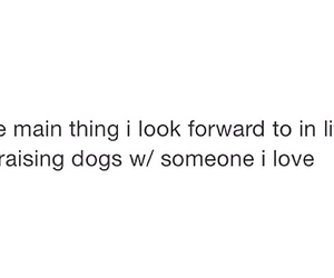 dogs, goals, and life image