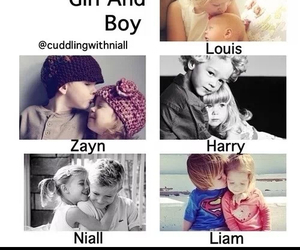 one direction, baby, and liam payne image