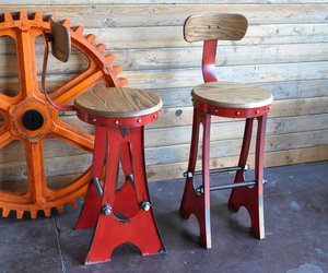 design, furniture, and stool image