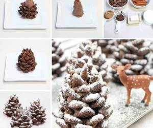 christmas, diy, and chocolate image
