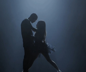 ballet, chris brown, and music video image