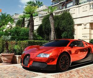 car, luxury, and bugatti image