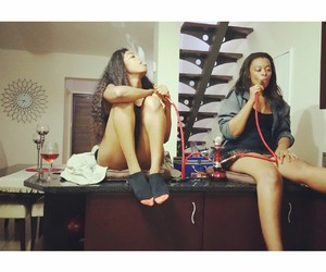 girls, hubbly, and happysocks image