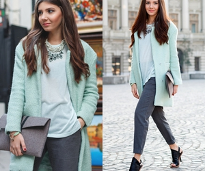 fashion blogger, look of the day, and ootd image